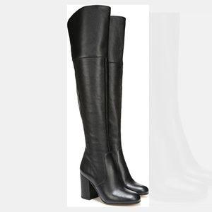 Via Spiga Beline Over the Knee Boot in Black 7.5